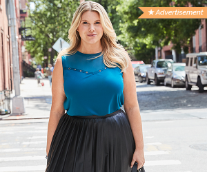 5 Plus-Size Fall Outfits That Celebrate All Things Curvy & Chic | thegoodstuff