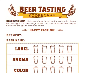 How to Host the Perfect Pumpkin Beer Tasting Party | thegoodstuff