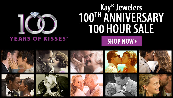 kay 100th anniversary 100 hour sale