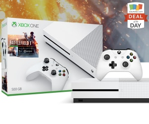 Deal of the Day: Save $120 Off Xbox One S Bundle