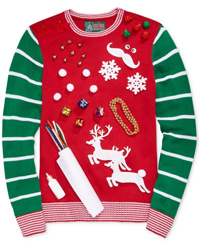 14 Hilarious Ugly Christmas Sweaters You Can Nab for Under $40 | thegoodstuff