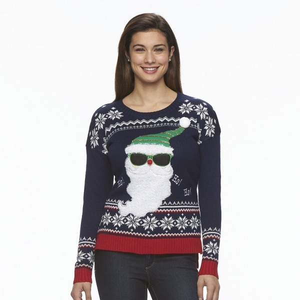 Kohl Ugly Christmas Sweaters.14 Hilarious Ugly Christmas Sweaters You Can Nab For Under