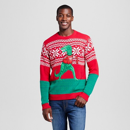 14 Hilarious Ugly Christmas Sweaters You Can Nab For Under 40