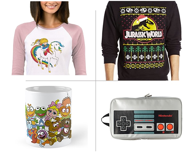 14 Retro Gifts All 80s Kids Will Love | thegoodstuff
