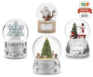 TR Snow Globes