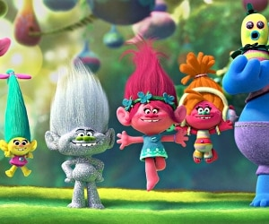 How to Host Your Own Trolls Movie Party | thegoodstuff