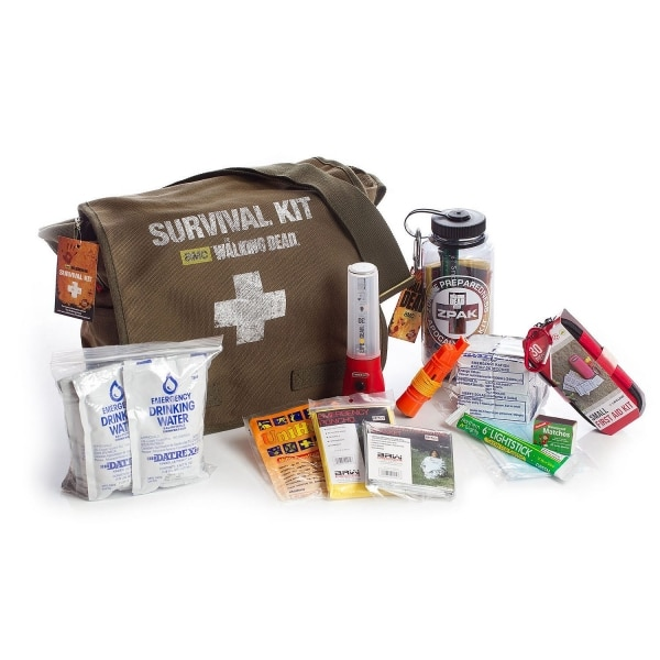 WalkingDeadSurvivalKit