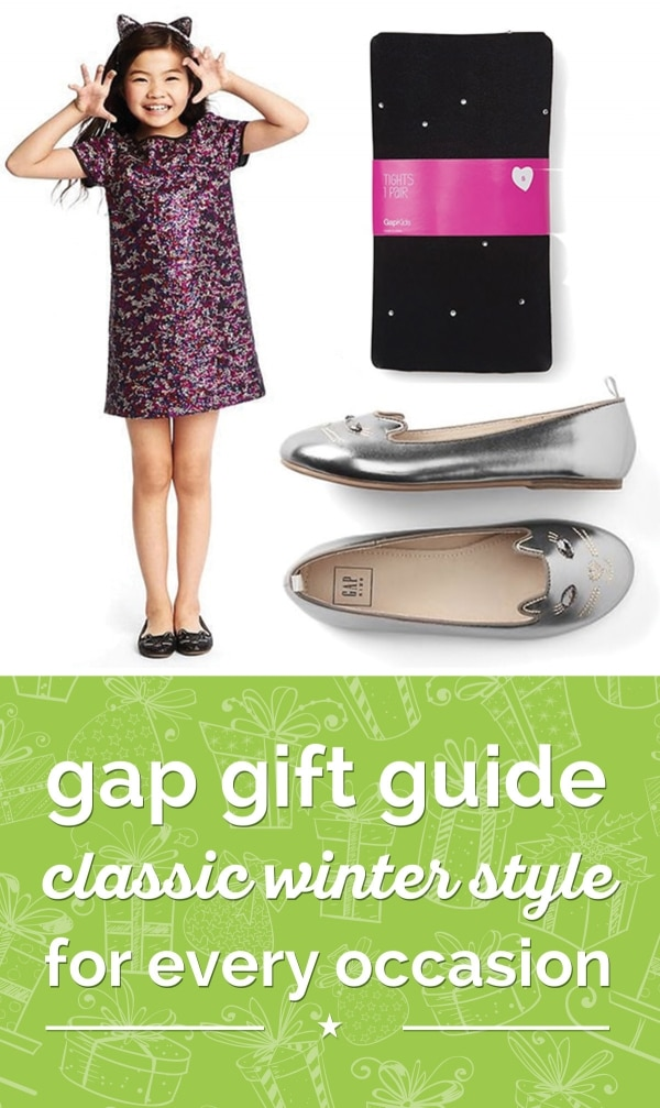 Gap Gift Guide: Classic Winter Style for Every Occasion | thegoodstuff