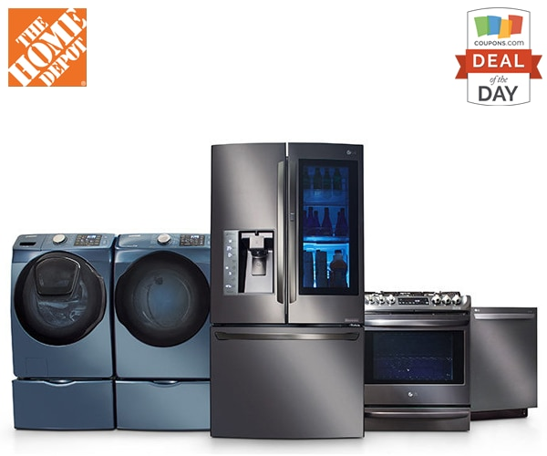Deal Of The Day Black Friday Savings At Home Depot