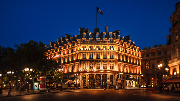 HotelDuLouvre