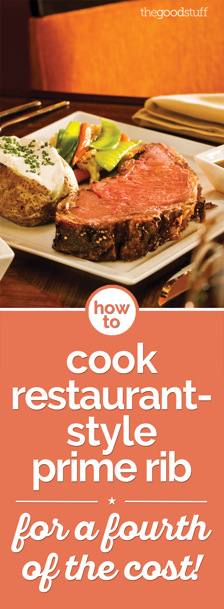 How to Cook Prime Rib for a Fourth of the Cost! | thegoodstuff