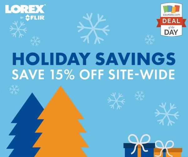 Lorex coupon code