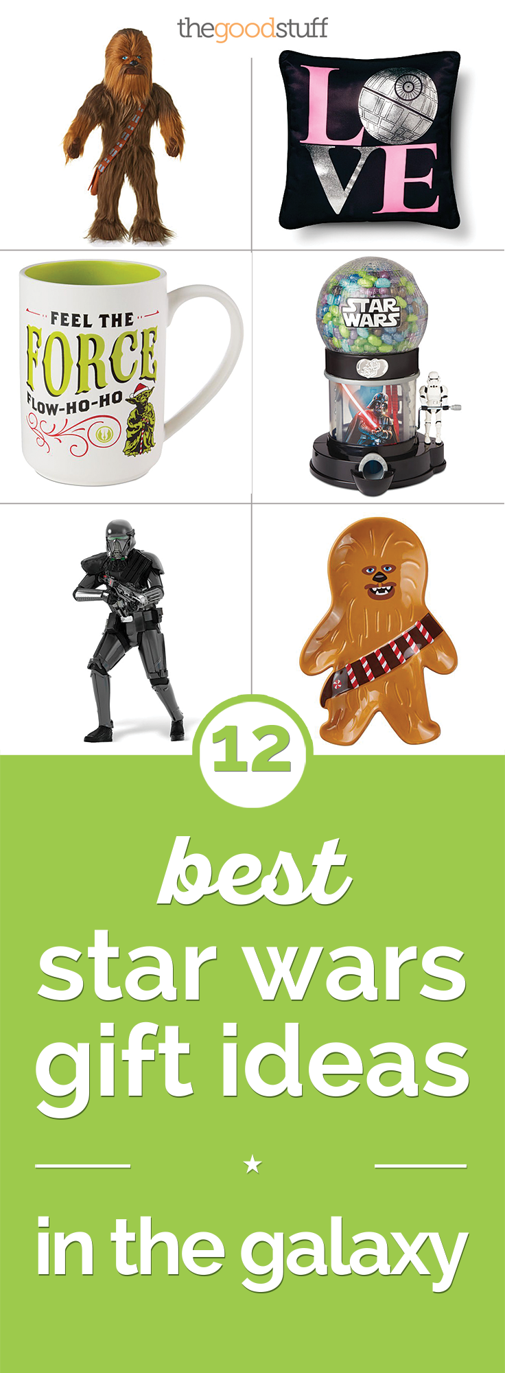 The 12 Best Star Wars Gift Ideas in the Galaxy | thegoodstuff