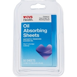 Best CVS Beauty Products: Oil Absorbing Sheets | thegoodstuff