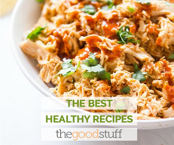 The 65+ Best Healthy Recipes to Fuel Your Best Year Ever | thegoodstuff