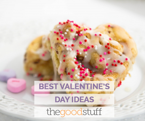 20+ of the Best Valentine's Day Gifts, Crafts & Sweets | thegoodstuff