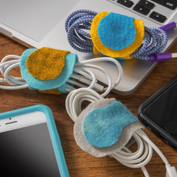 11 Proven Ways to Make Your Messy Cords Disappear - thegoodstuff