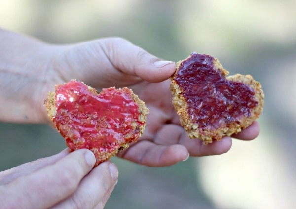 These Heart-Shaped Homemade Dog Treats Are Perfect for Your Pup! | thegoodstuff