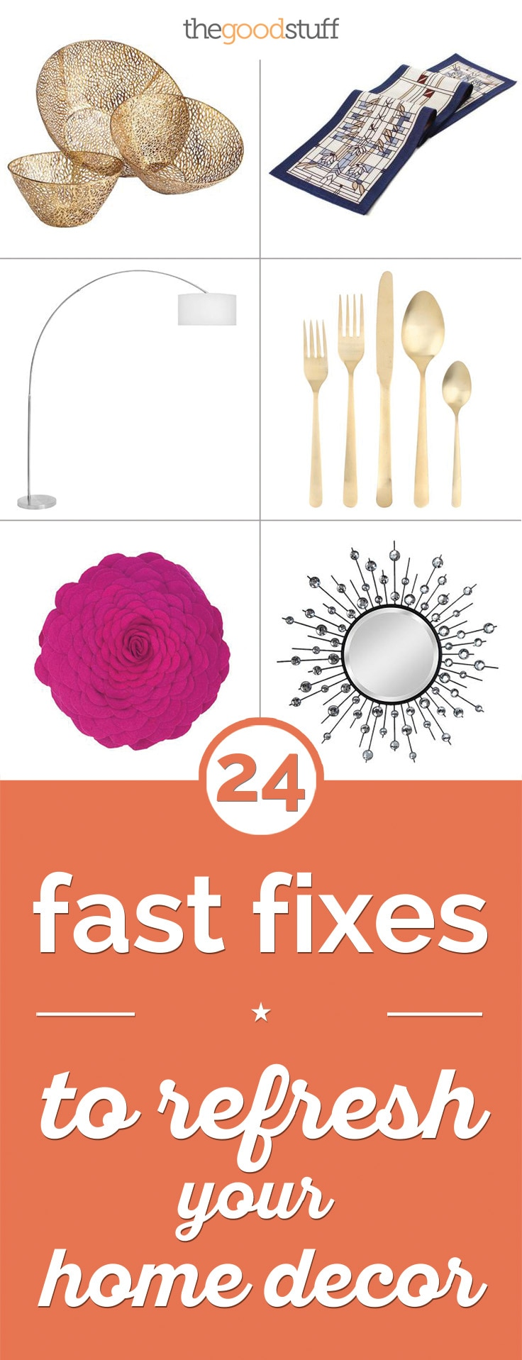 24 Fast Fixes to Refresh Your Home Décor | Coupons.com & Home Decorators Collection