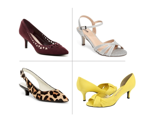 594cf7bf6be 10 Kitten Heels Under  50 You Need Right Meow! - thegoodstuff