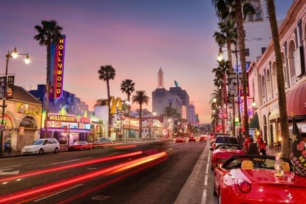 Best Spring Break Destinations: Hollywood | thegoodstuff