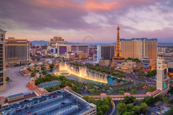Best Spring Break Destinations: Las Vegas | thegoodstuff