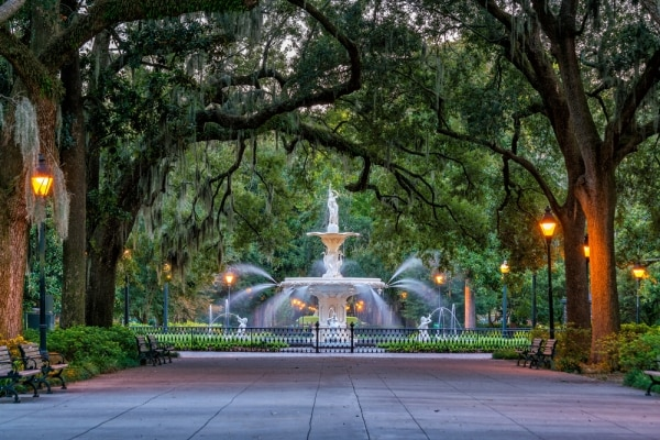 Cheap Spring Break Trips: Savannah | thegoodstuff