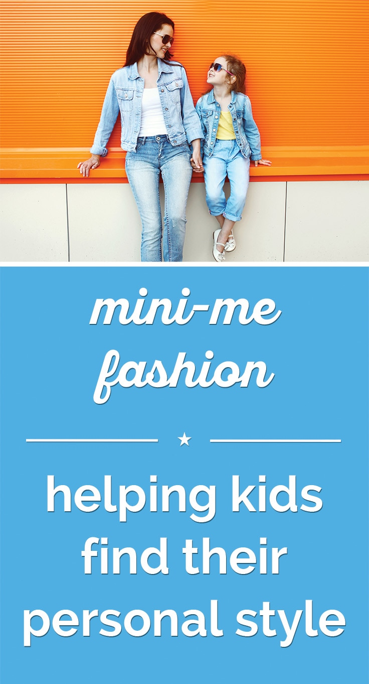 Mini-Me Fashion: Helping Kids Find Their Personal Style | thegoodstuff