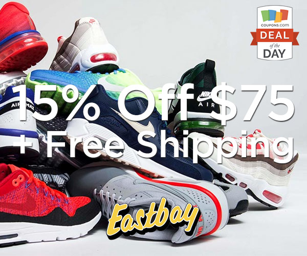 f029b96039067e Deal of the Day  15% Off at Eastbay - thegoodstuff
