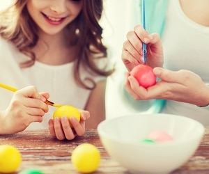 25+ Easter Recipes, Crafts & Ideas for a Hoppy Bunny Day!
