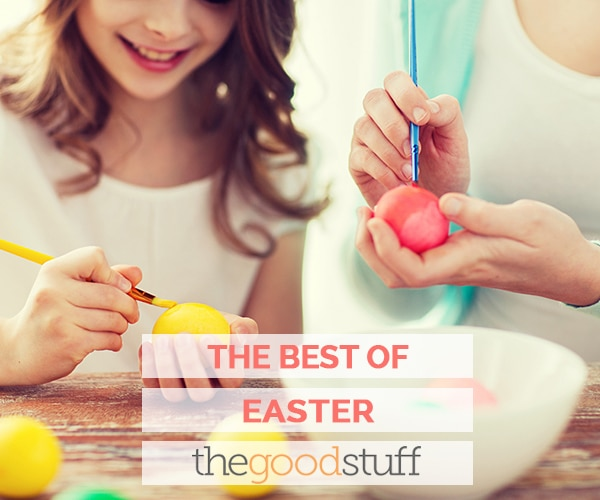 Easter Dinner Ideas & Easter Activities | thegoodstuff