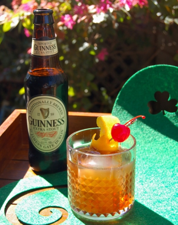 Guinness Cocktails: Bourbon and Beer | thegoodstuff