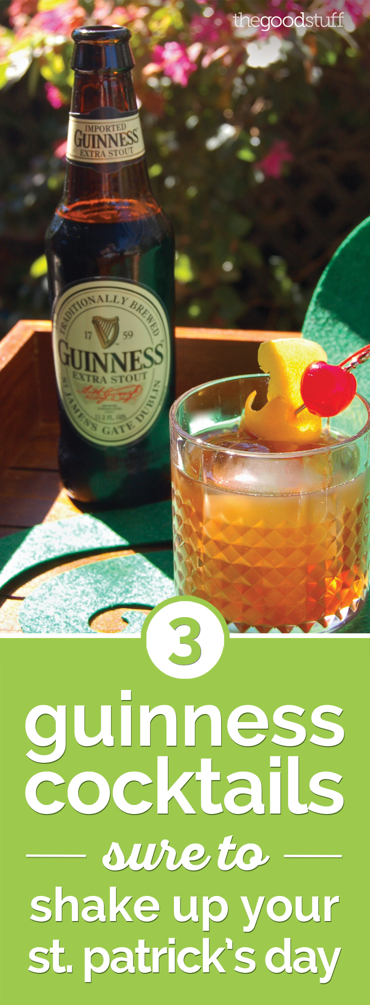 Guinness Cocktails | thegoodstuff