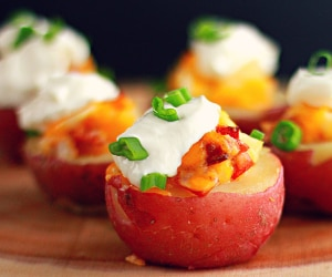 This Irish Potato Bites Recipe is Over the Top Delicious! | thegoodstuff