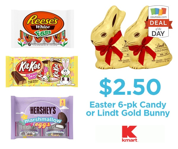 Deal of the day easter candy deals at kmart thegoodstuff kmart 4217 dod negle Gallery