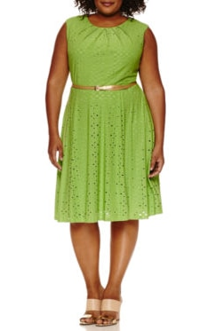 Lime Green Dress | thegoodstuff