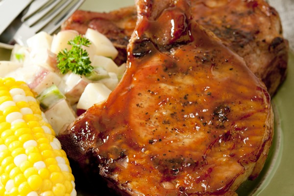 Marinated Baked Pork Chop Recipes | thegoodstuff