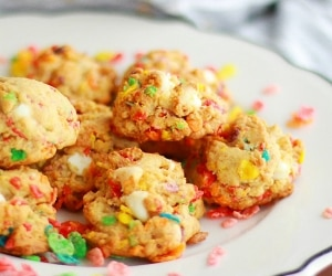 Rainbow Cookie Recipe | thegoodstuff