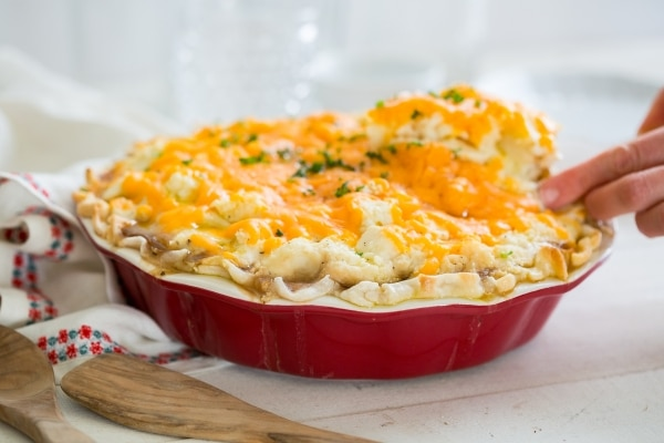 Vegetarian Shepherd's Pie Recipe   thegoodstuff