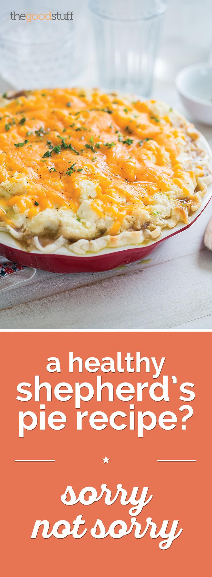 Easy Shepherd's Pie Recipe | thegoodstuff