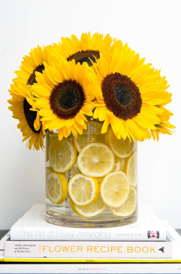 DIY Vase Decor | thegoodstuff