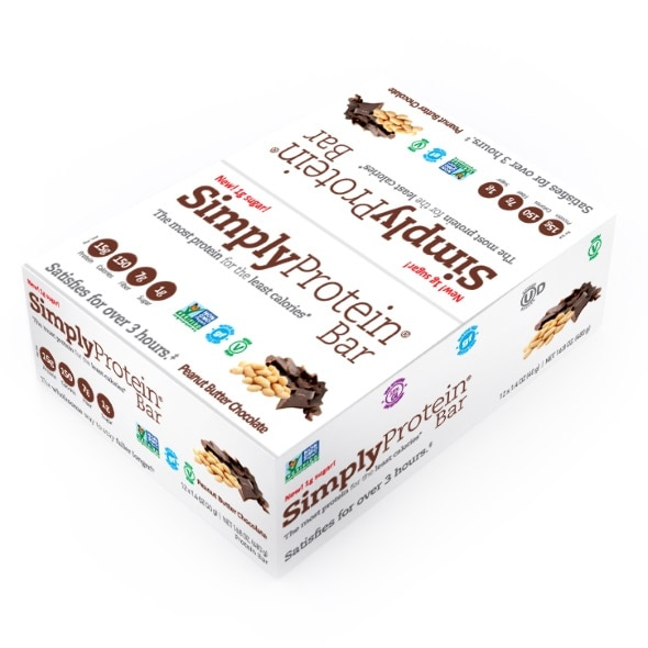 Amazon SoyProtein PB Chocolate Bars