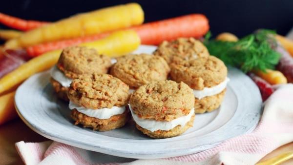 Carrot Cake Cookies | thegoodstuff
