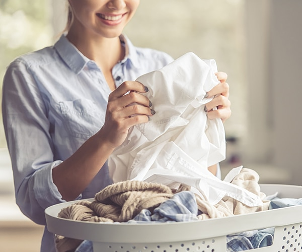 10 Smart Laundry Tips | thegoodstuff