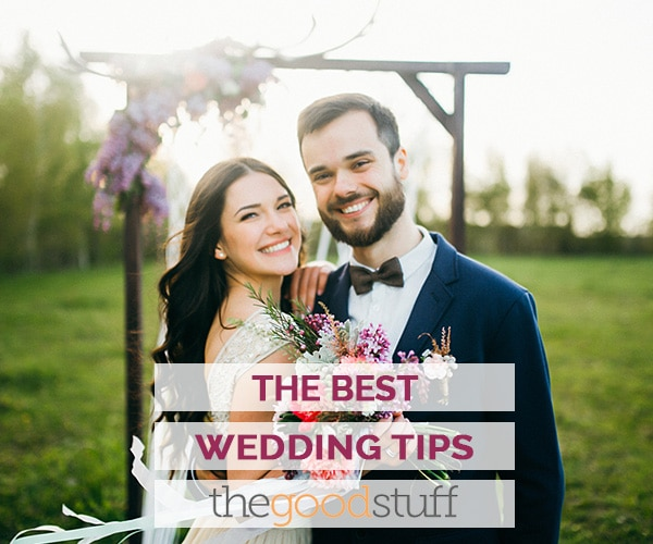Wedding Planning Tips | thegoodstuff