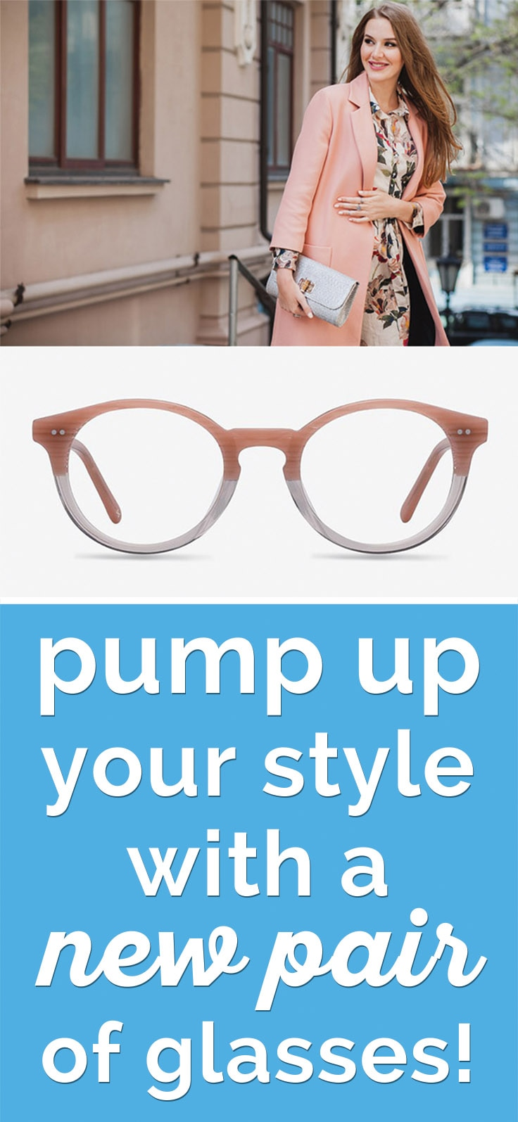 Pump Up Your Style With a New pair of Glasses | Coupons.com