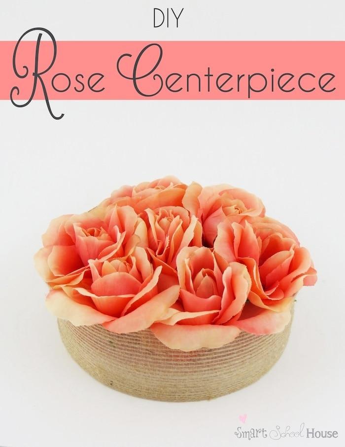 Rose Centerpiece 12