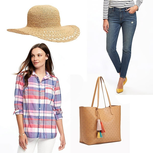 Curvy Mid-Rise Skinny Jeans for Women –  25 · Classic Pocket Shirt for  Women –  24.94 · Slouchy Straw Sun hat for Women –  19.94 ac741e8c1