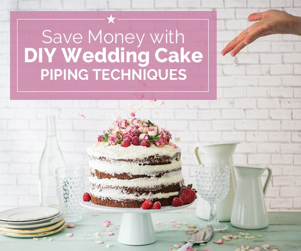 Save Money with DIY Wedding Cake Piping Techniques | Coupons.com