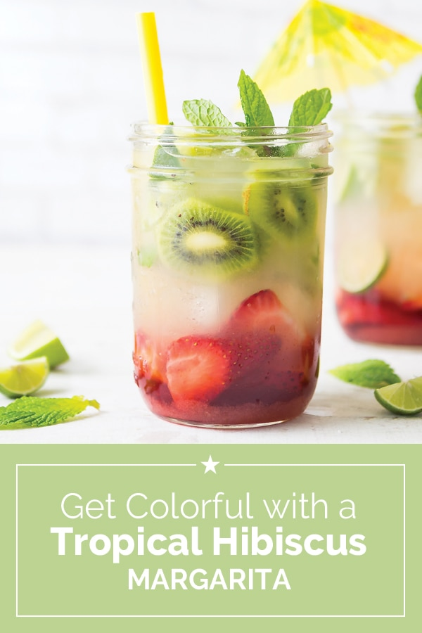 Get Colorful with the Tropical Hibiscus Margarita | Coupons.com